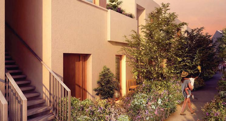 Lyon programme immobilier neuf « Carré Antonin » en Loi Pinel