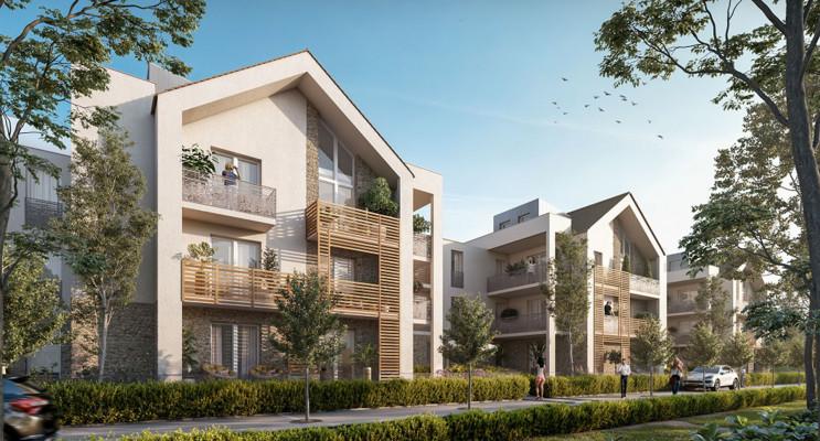 Serris programme immobilier neuf « Les Cottages d'Amilly » en Loi Pinel