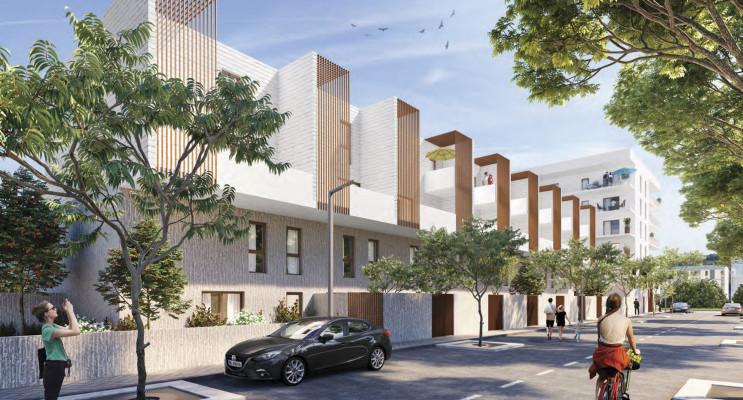 Montpellier programme immobilier neuf « Caract'R » en Loi Pinel