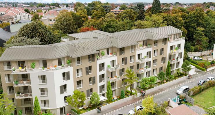 Beaumont-sur-Oise programme immobilier neuf « Les Jardins de Carnelle » en Loi Pinel