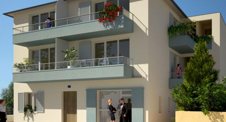 Aix-en-Provence programme immobilier à rénover « 11 Rue Montmajour » en Déficit Foncier