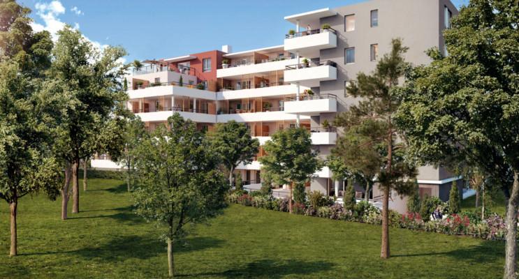 Marseille programme immobilier neuf «  n°215612 » en Loi Pinel