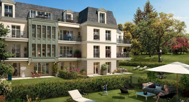 Ville-d'Avray programme immobilier neuf « Le Domaine du Parc » en Loi Pinel