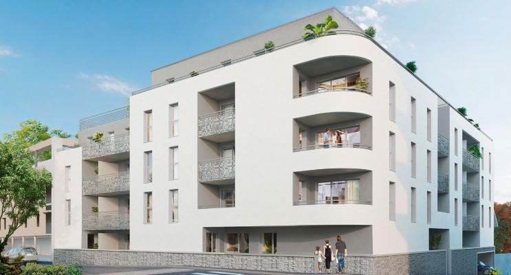 Toulon programme immobilier neuf « Carré Marceau » en Loi Pinel