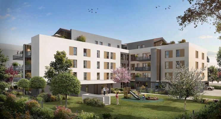 Villeurbanne programme immobilier neuf « Génération Gratte Ciel » en Loi Pinel