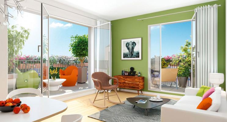 Roissy-en-Brie programme immobilier neuf «  n°215730 » en Loi Pinel