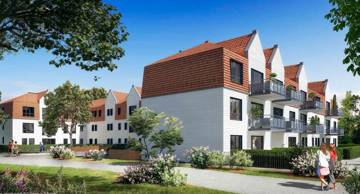 Villeneuve-d'Ascq programme immobilier neuf « La Closeraie » en Loi Pinel