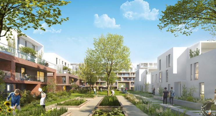Strasbourg programme immobilier neuf « Le Quinze » en Loi Pinel