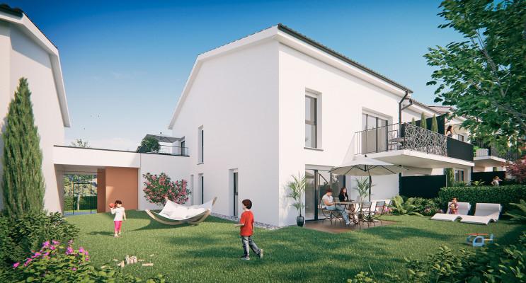Saint-Orens-de-Gameville programme immobilier neuf « Les Terrasses de Saint Orens
