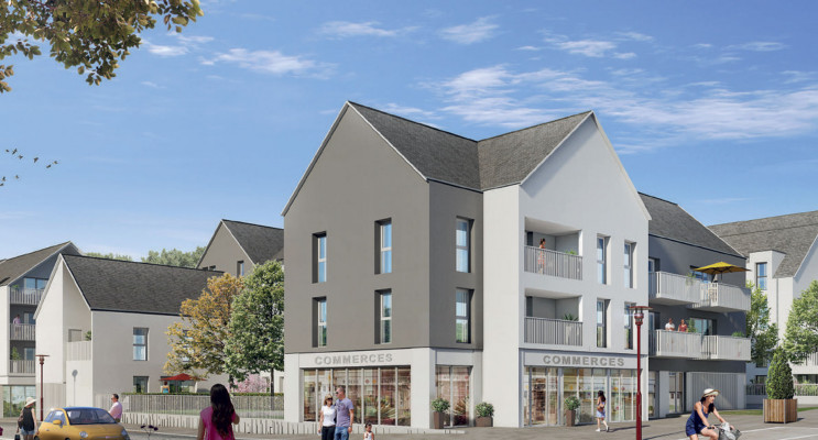 Saint-Gilles programme immobilier neuf « Ker Gilly » en Loi Pinel