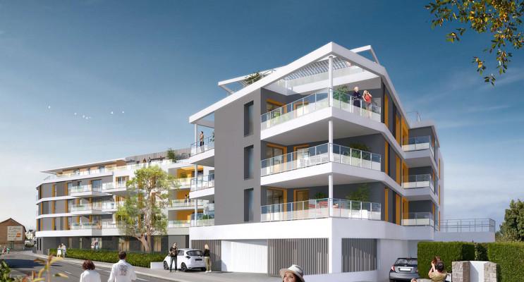 Thorigné-Fouillard programme immobilier neuf « Vil'Lariboisière » en Loi Pinel