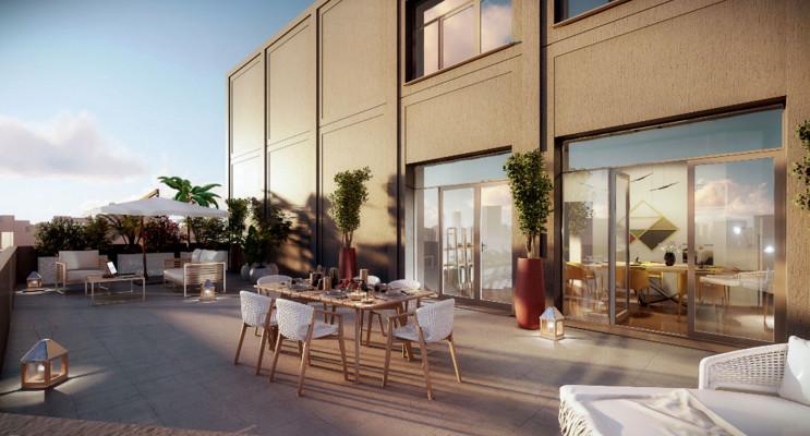 Rennes programme immobilier neuf « Nuances » en Loi Pinel