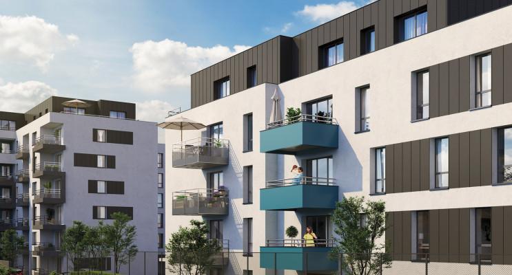 Metz programme immobilier neuf « L'Olympe » en Loi Pinel