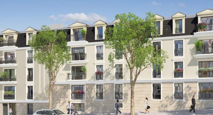 Châtillon programme immobilier neuf «  n°215934 » en Loi Pinel