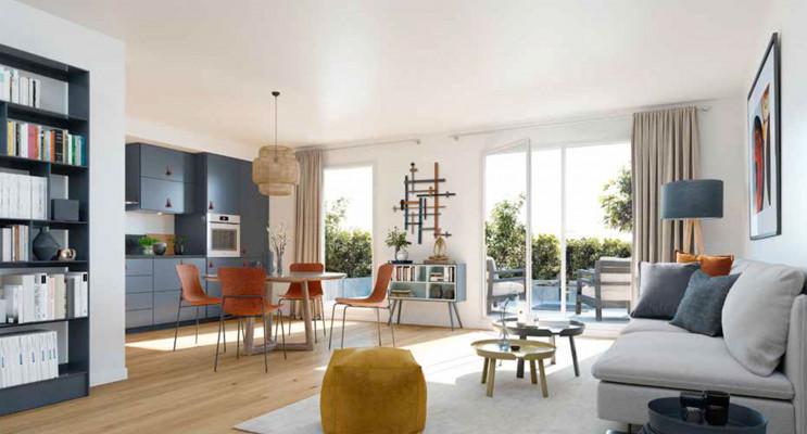 Breuillet programme immobilier neuf « Parenthèse » en Loi Pinel