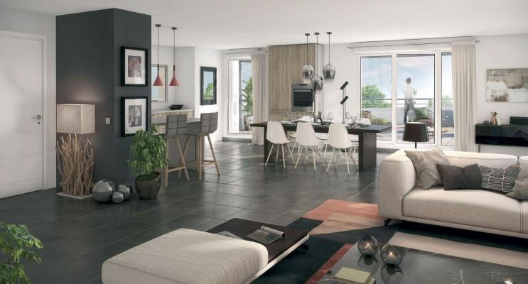 Castanet-Tolosan programme immobilier neuf « L'Intermède » en Loi Pinel