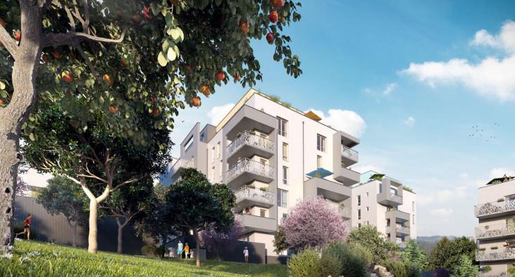 Clermont-Ferrand programme immobilier neuf « Prisme » en Loi Pinel