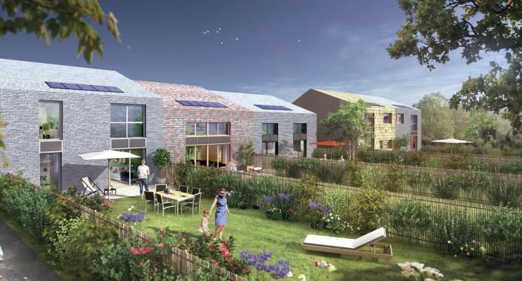 Saint-Erblon programme immobilier neuf « Granges de Saint-Erblon » en Loi Pinel
