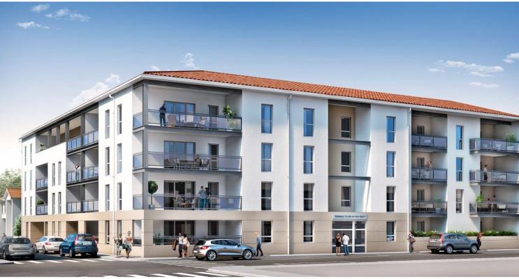 Miramas programme immobilier neuf « Le Clos du Vieux Figuier » en Loi Pinel