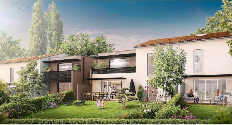 Montrabé programme immobilier neuf « L'Epicéa » en Loi Pinel