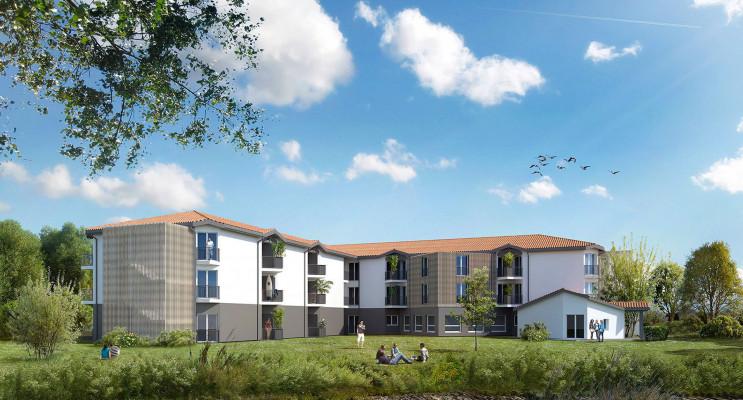 Pessac programme immobilier à rénover « L'Ösen » en Loi Pinel ancien