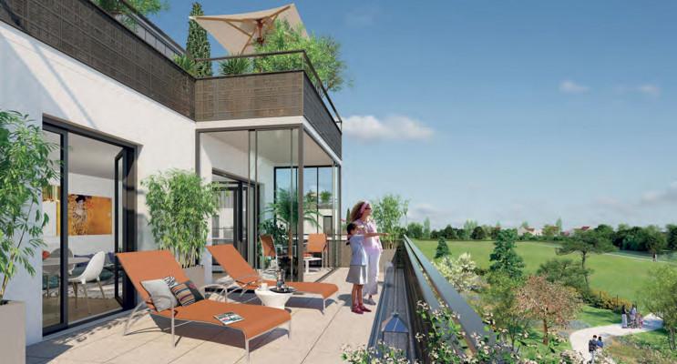 Moissy-Cramayel programme immobilier neuf « Villa Cérès » en Loi Pinel