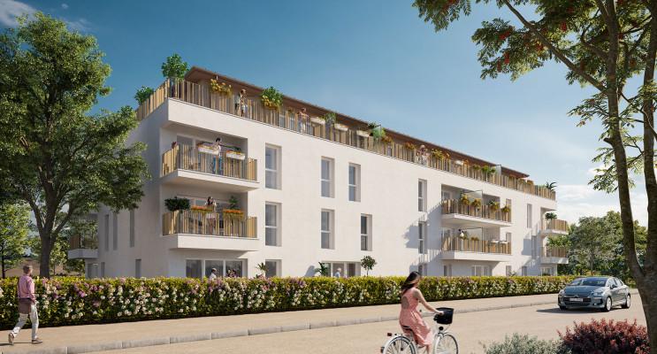 Carbon-Blanc programme immobilier neuf « Le Clos des Chênes Blancs » en Loi Pinel