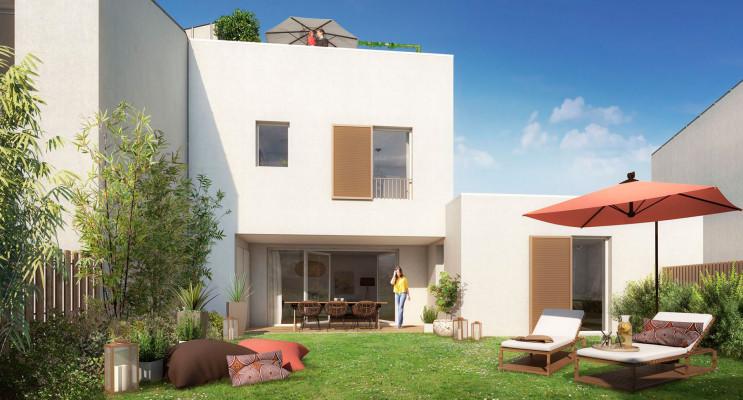 Beauzelle programme immobilier neuf « Urban Lodge - Les Villas
