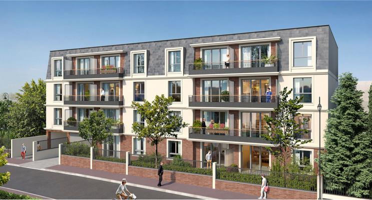 Neuilly-Plaisance programme immobilier neuf « Esprit Plaisance » en Loi Pinel