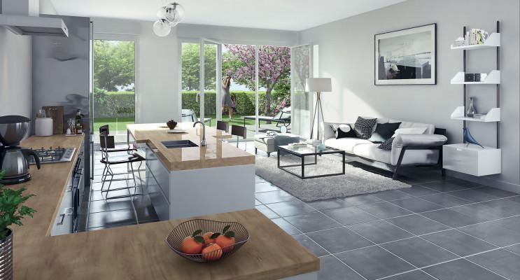 La Rochelle programme immobilier neuf « Dialogue » en Loi Pinel