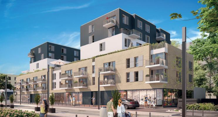 Sarcelles programme immobilier neuf «  n°216222 » en Loi Pinel