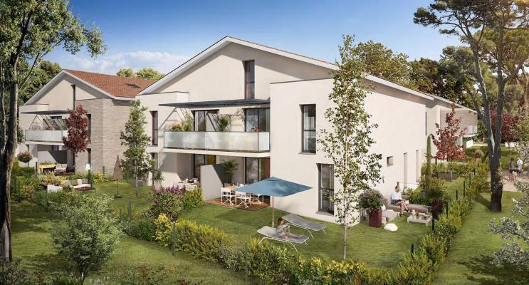 Toulouse programme immobilier neuf « In'Lardenne » en Loi Pinel