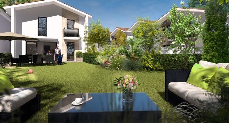 Mérignac programme immobilier neuf « Le Square de Charles