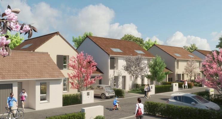 Saint-Maximin programme immobilier neuf « Le Clos des Fontaines »