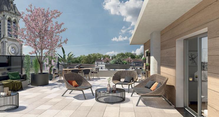 Garches programme immobilier neuf « Résidence Saint-Louis » en Loi Pinel