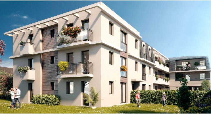 La Queue-en-Brie programme immobilier neuf « L'Ernestine » en Loi Pinel