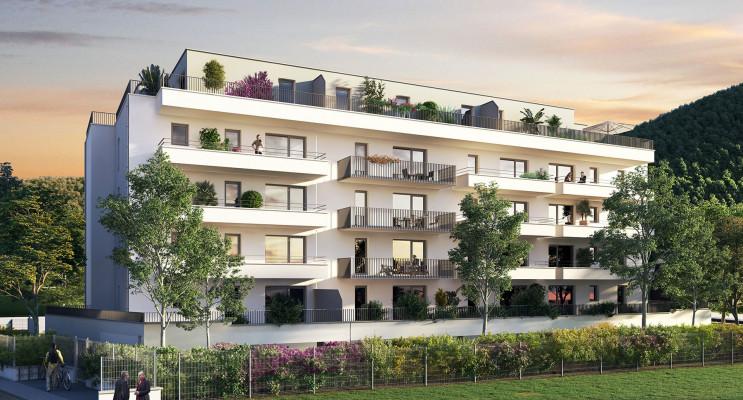 Albertville programme immobilier neuf « Les Balcons Etoilés » en Loi Pinel