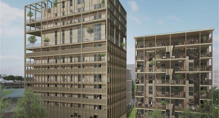 Bordeaux programme immobilier neuf «  n°216465 » en Loi Pinel