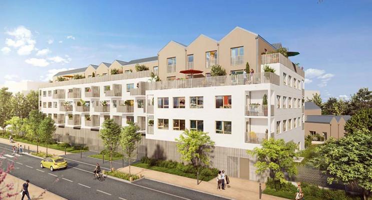 Villepinte programme immobilier neuf « So Parc » en Loi Pinel