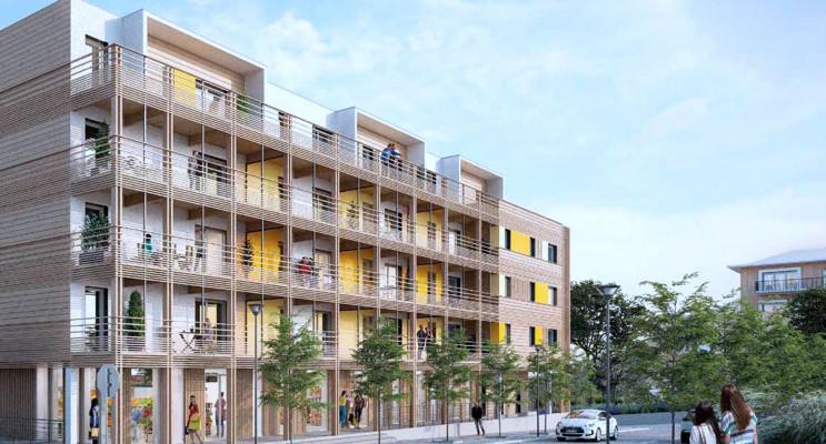 Clermont-Ferrand programme immobilier neuf « Belved R » en Loi Pinel