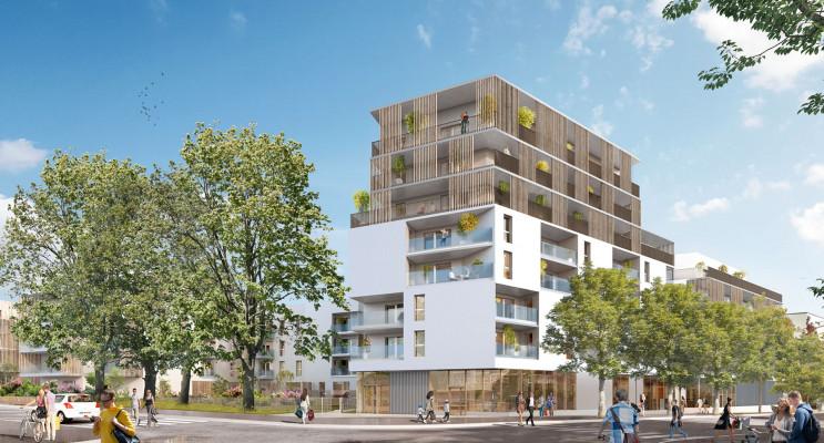 Nantes programme immobilier neuf « Les Marquises » en Loi Pinel