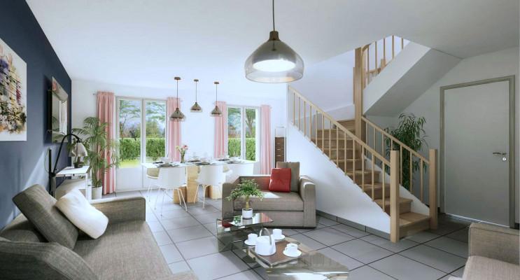 Brebières programme immobilier neuf « Le Domaine des Moulins »