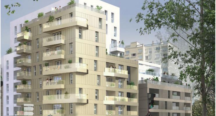 Rennes programme immobilier neuf « Le Flore » en Loi Pinel