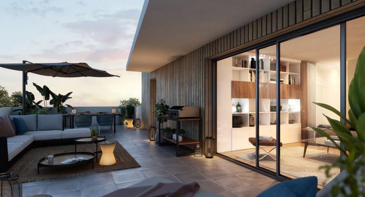Montpellier programme immobilier neuf « Apsara » en Loi Pinel