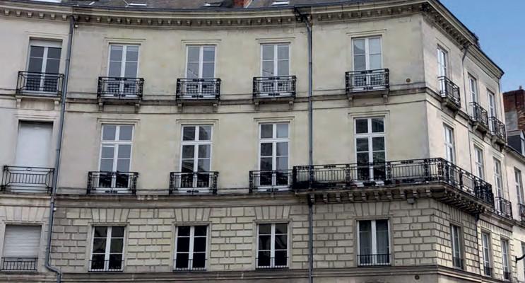 Nantes programme immobilier à rénover « Les Rotondes Saint-Gabriel » en Loi Pinel ancien