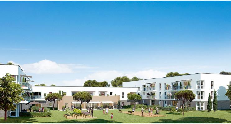 Épernon programme immobilier neuf « Jardin de Haute Bruyère » en Loi Pinel