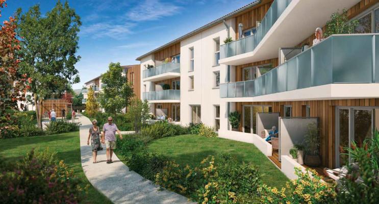 Toulouse programme immobilier neuf « Villa Serena » en Loi Pinel