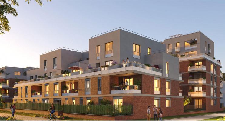 Toulouse programme immobilier neuf «  n°216695 » en Loi Pinel
