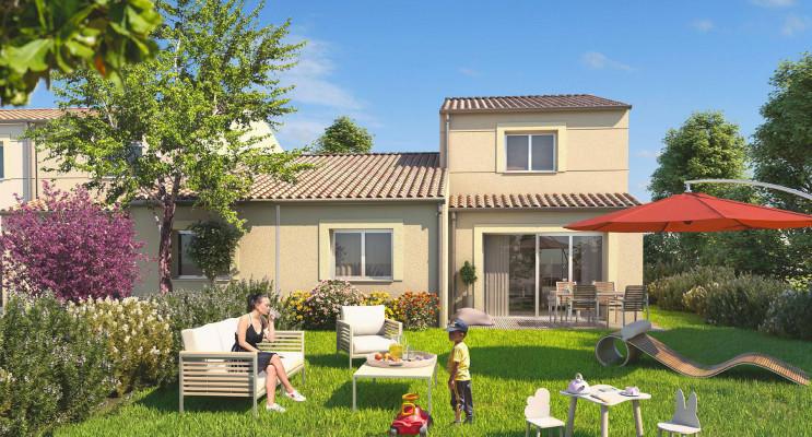 Pins-Justaret programme immobilier neuf « Les Jardins de Cassiopée » en Loi Pinel