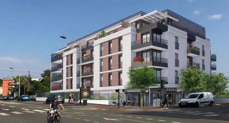 Saint-Cyr-l'École programme immobilier neuf « Aérostation » en Loi Pinel
